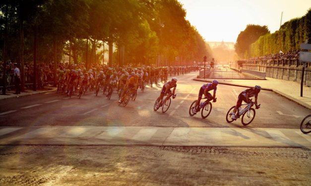 Comment suivre le tour de France (même à l'étranger) ?