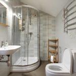 Quel est le coût d'aménagement d'une petite salle de bain ?