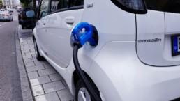 recharger voiture electrique