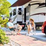 Week-end en amoureux: et si vous optiez pour un camping 3 étoiles?